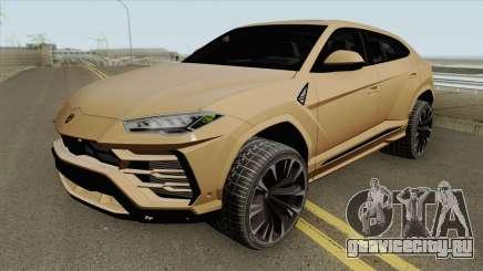 Lamborghini Urus HQ для GTA San Andreas