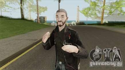 Johnny Klebitz (SA Style) для GTA San Andreas