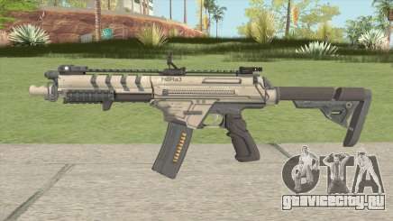 HBRA3 Assault Rifle для GTA San Andreas