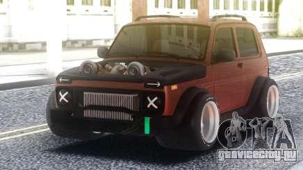 ВАЗ 2121 Нива Тюнинг для GTA San Andreas