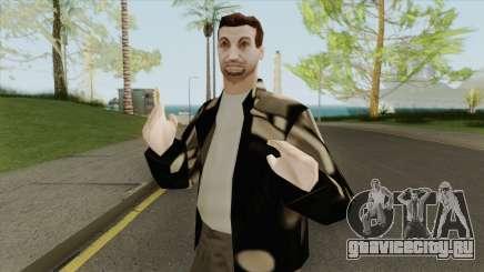 Roman Bellic (SA Style) для GTA San Andreas