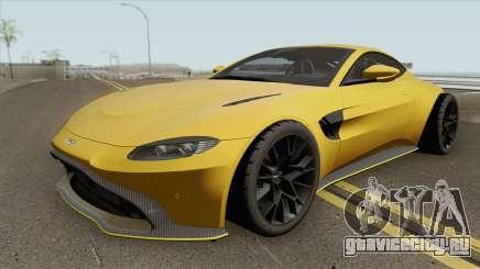 Aston Martin Vantage 59 2019 для GTA San Andreas