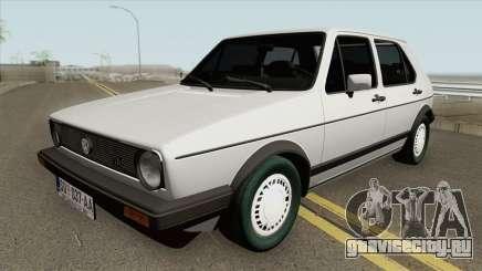 Volkswagen Golf 1 JGL TAS 1983 для GTA San Andreas