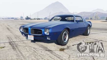 Pontiac Firebird 1970 для GTA 5