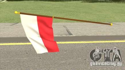 Poland Flag для GTA San Andreas