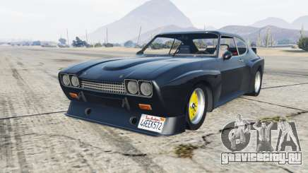 Ford Capri RS 1974 для GTA 5