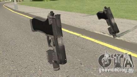 P220 HQ (L4D2) для GTA San Andreas