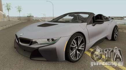 BMW i8 Roadster 2019 для GTA San Andreas