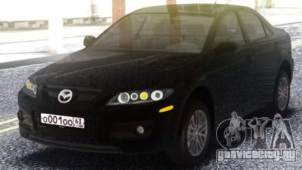 Mazda 6 MPS 2006 для GTA San Andreas