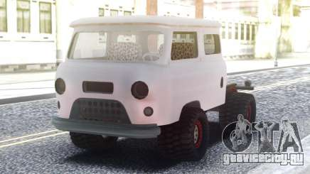 UAZ 2206 for The Fast and the Furious v 0.1 для GTA San Andreas