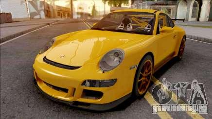 Porsche 911 GT3 RS Yellow для GTA San Andreas
