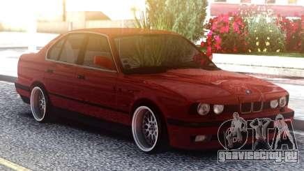 BMW M5 E34 Original для GTA San Andreas
