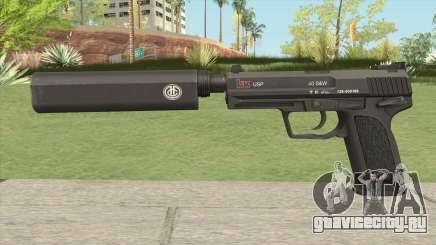 USP Pistol Suppressed (Insurgency Expansion) для GTA San Andreas