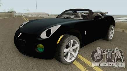 Pontiac Solistice GXP для GTA San Andreas