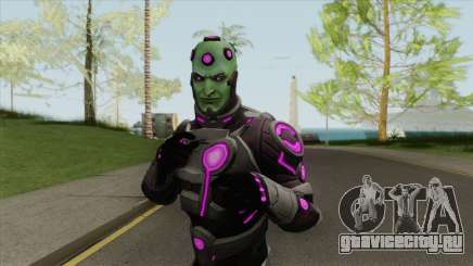 Brainiac: The Collector of Worlds V2 для GTA San Andreas