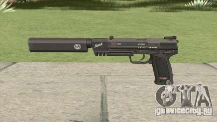 USP Match Suppressed (Insurgency Expansion) для GTA San Andreas