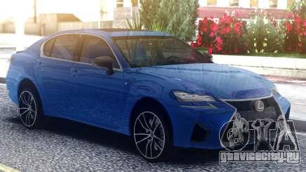 Lexus GS-F 2019 для GTA San Andreas