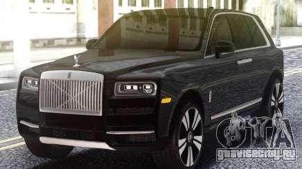 Rolls Royce Cullinan 6 7 AT 700 для GTA San Andreas