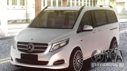 Mercedes-Benz V-Class для GTA San Andreas