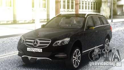 Mersedes-Benz E class 2014 Vagon для GTA San Andreas