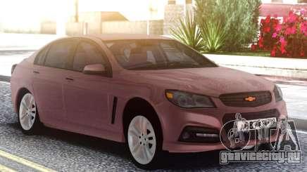 Chevrolet SS 2013 для GTA San Andreas