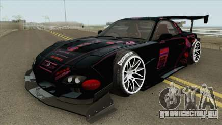 Mazda RX-7 Tcp Magic 2002 для GTA San Andreas