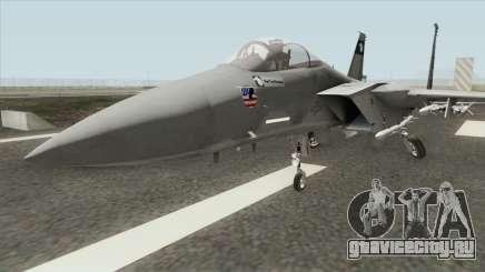 Emerald Coast F-15C для GTA San Andreas
