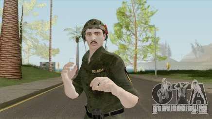 GTA Online Random Skin 30 U.S. Vietnam War Sold для GTA San Andreas