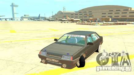 ВАЗ 21099 Сток Версия для GTA 4