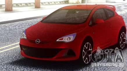 Opel Astra 2018 для GTA San Andreas