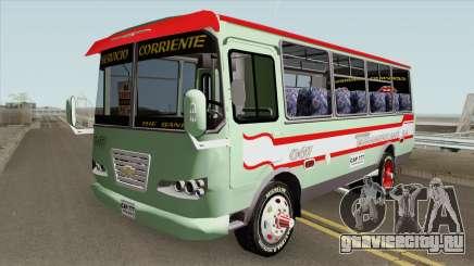 Buseta Chevrolet C30 Modificada для GTA San Andreas