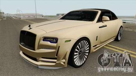 Rolls-Royce Dawn Onyx Concept 2016 для GTA San Andreas