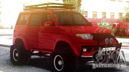 УАЗ Патриот 2 для GTA San Andreas