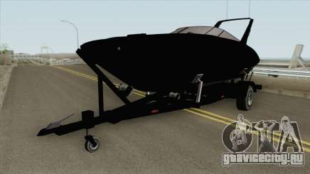 Boat Trailer GTA V для GTA San Andreas