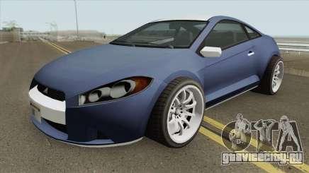 Maibatsu Penumbra GTA V IVF для GTA San Andreas