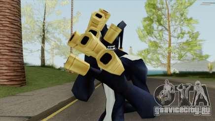Feedback Ben 10 Omniverse для GTA San Andreas