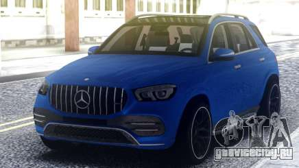 Mercedes-Benz GLE AMG New для GTA San Andreas