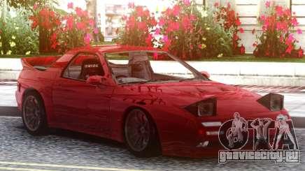 Mazda Savanna RX-7 FC3S Red для GTA San Andreas
