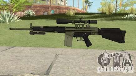 Military Sniper HQ (L4D2) для GTA San Andreas