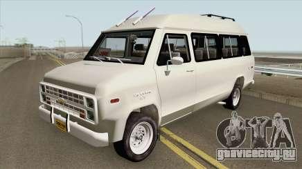 Chevrolet G20 для GTA San Andreas