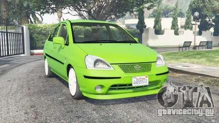 Suzuki Liana GLX 2002 для GTA 5
