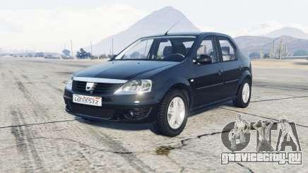 Dacia Logan 1.6 2008 для GTA 5
