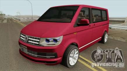 Volkswagen Caravelle 2018 для GTA San Andreas