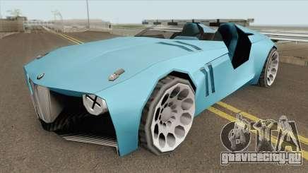 BMW 328i Hommage для GTA San Andreas