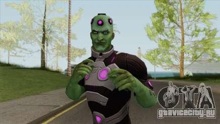 Brainiac: The Collector of Worlds V1 для GTA San Andreas