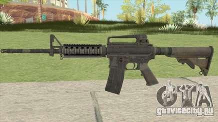M4 Apocalyptic для GTA San Andreas