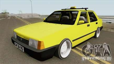 Tofas Dogan L Taxi для GTA San Andreas