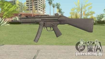 MP5 HR (Medal Of Honor 2010) для GTA San Andreas