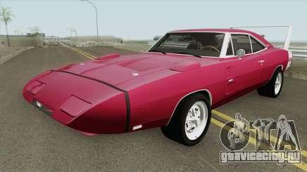 Dodge Charger Daytona 1969 IVF для GTA San Andreas