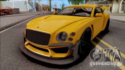 GTA V Enus Paragon R для GTA San Andreas